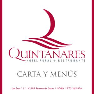 Carta Quintanares 2018 Otoño
