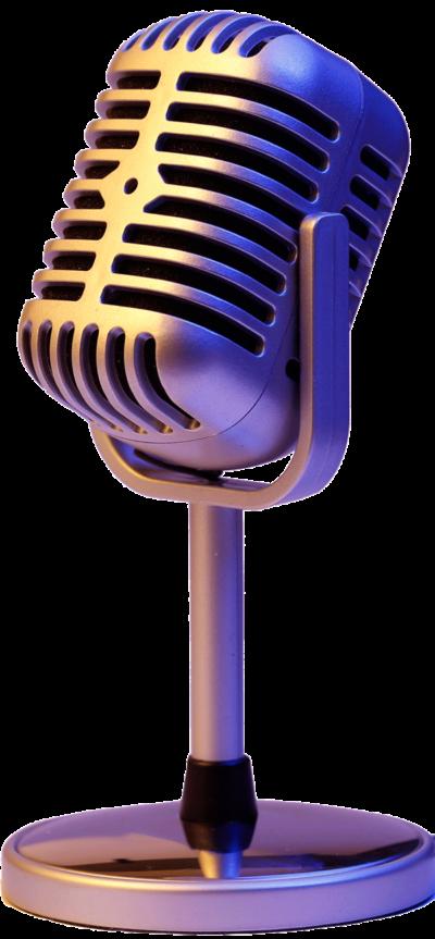 Quintanares Jazz Microfono