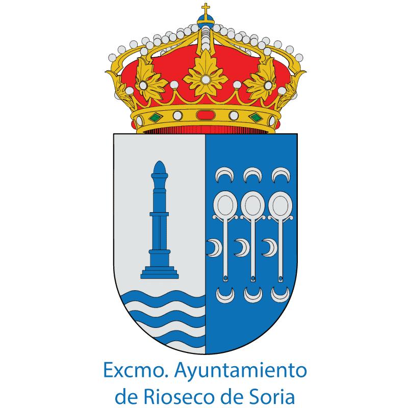 De setas por Rioseco Logo Ayuntamiento de Rioseco de Soria