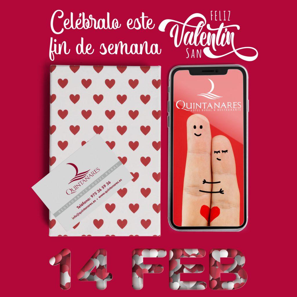 San Valentín en Soria 2019