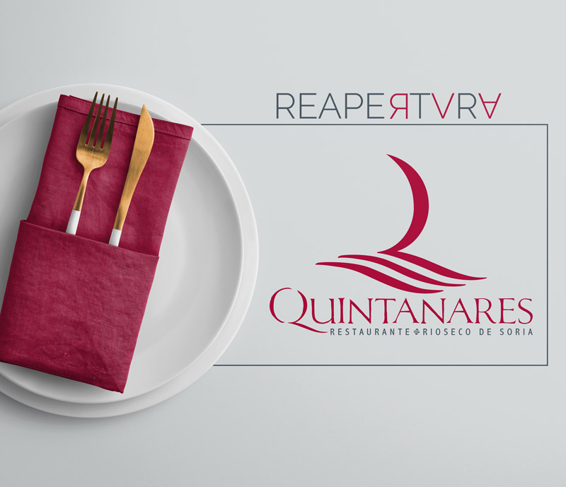 Reapertura Restaurante Quintanares imagen